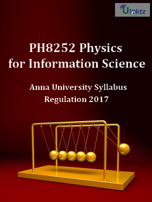 Physics for Information Science Syllabus
