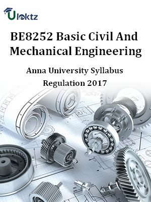 Basic Civil And Mechanical Engineering_Syllabus