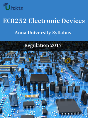 Electronic Devices_Syllabus
