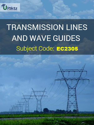 Transmission Lines And Wave Guides Important Questions