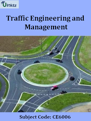 Important Question for Traffic Engineering and Management
