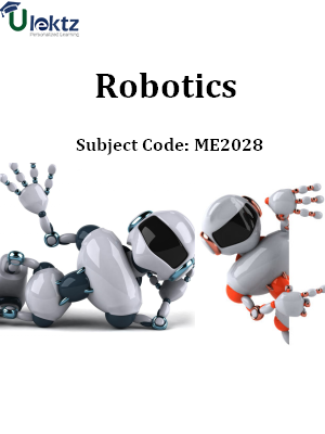 Important Question for Robotics