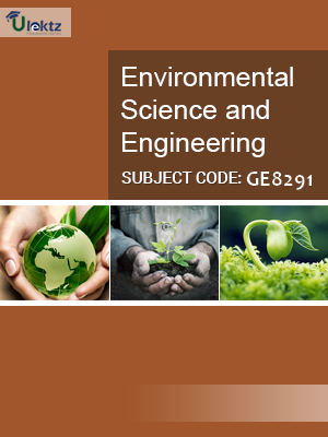 Important Question for Environmental Science and Engineering