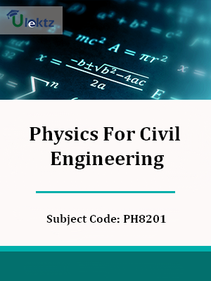 Important Question for Physics For Civil Engineering