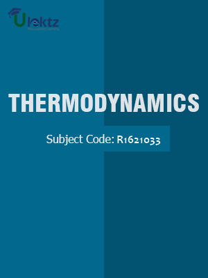 Important Question for Thermodynamics