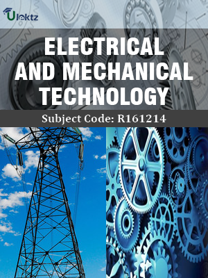 Important Question for Electrical & Mechanical Technology