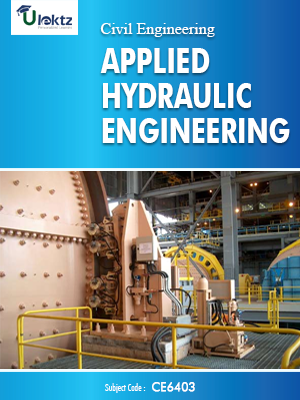Important Questions for Applied Hydraulic Engineering
