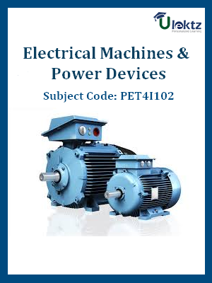 Electrical Machines & Power Devices