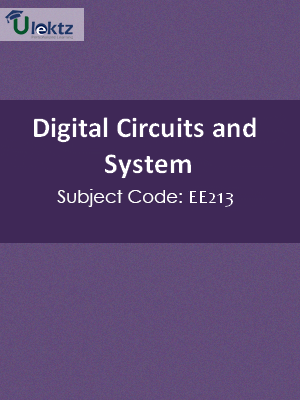 Important Questions for Digital Circuits and System