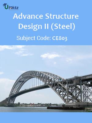 Advance Structure Design II (Steel)