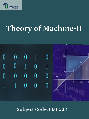 Theory of Machine-II