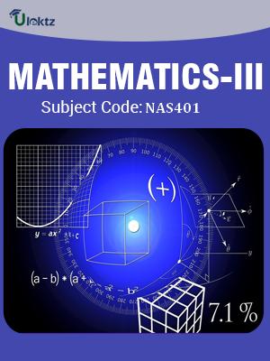 Mathematics-III