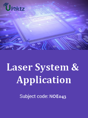 Laser System & Application