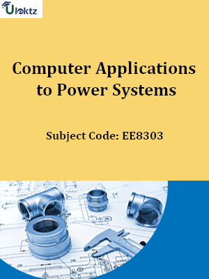 Computer Applications to Power Systems