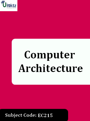 Important Questions for Computer Architecture