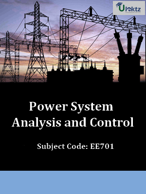 Power System Analysis and Control