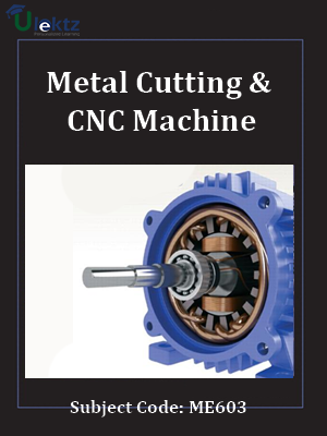 Metal Cutting & CNC Machine