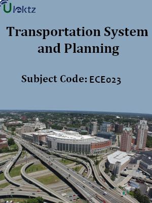 Transportation system & Planning