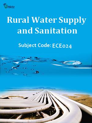 Rural Water Supply & Sanitation
