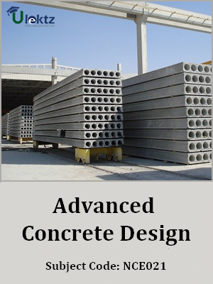 Advanced Concrete Design
