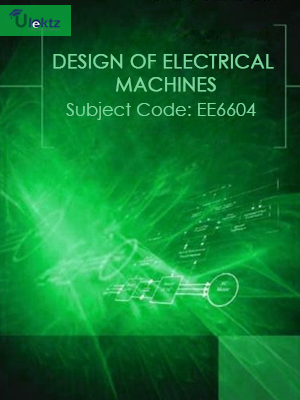 Important Questions for Design of Electrical Machines