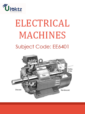 Important Questions for Electrical Machines – I