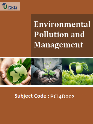 Important Questions for Environmental Pollution and Management