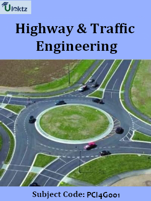 Important Questions for Highway & Traffic Engineering