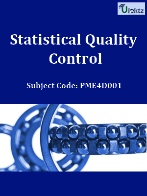 Important Questions for Statistical Quality Control