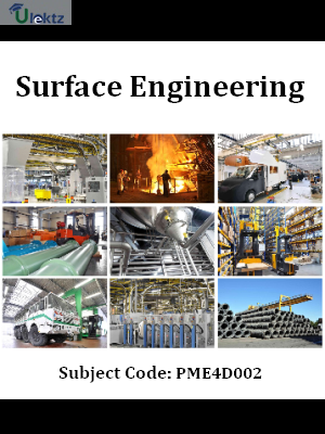 Important Questions for Surface Engineering