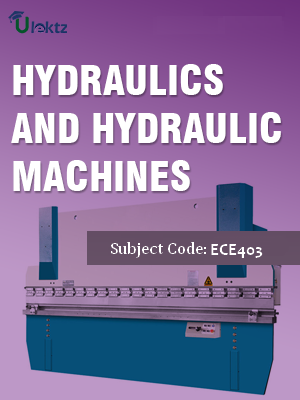 Important Questions for Hydraulics & Hydraulic Machines