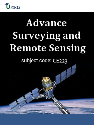 Important Questions for Advance Surveying and Remote Sensing