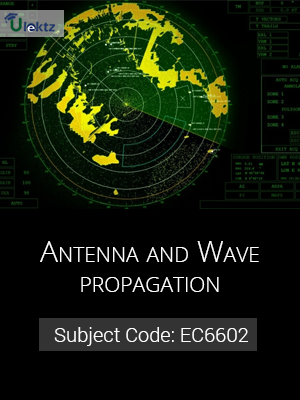 Important Questions for Antenna And Wave Propagation