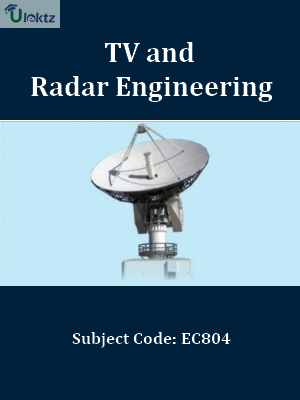 Important Questions for TV & Radar Engineering