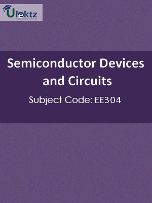 Important Questions for Semiconductor Devices and Circuits