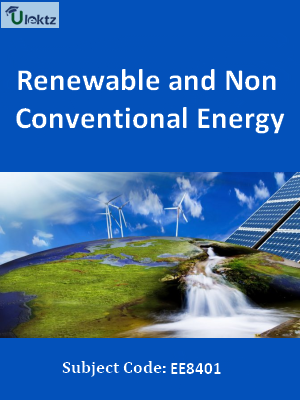Important Questions for Renewable and Non Conventional Energy_QP