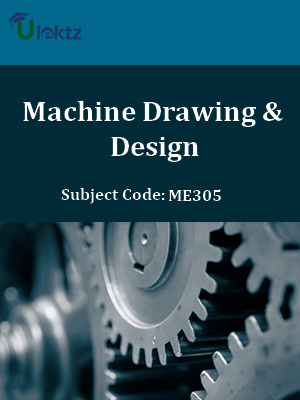 Important Questions for Machine Drawing & Design