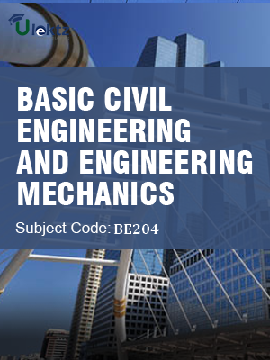 Important Questions for Basic Civil Engineering & Engineering Mechanics