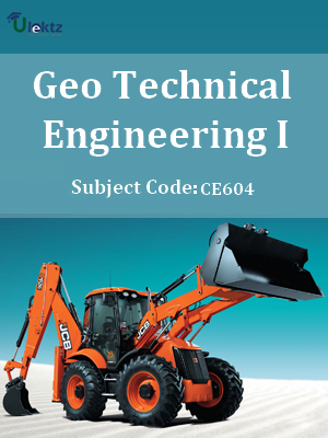 Important Questions for Geo Technical Engineering I