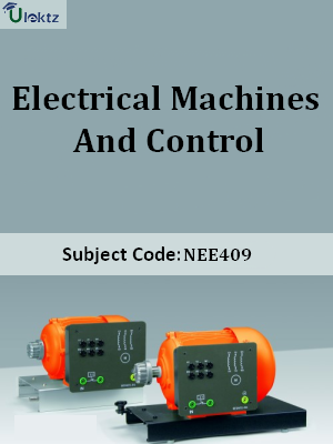 Important Questions for Electrical Machines And Control