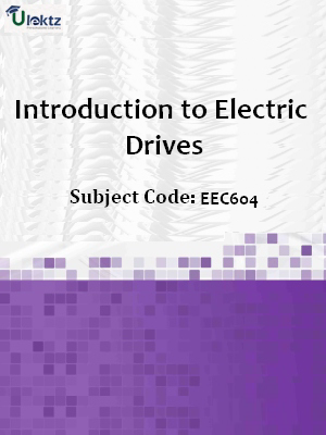 Important Questions for Introduction to Electric Drives