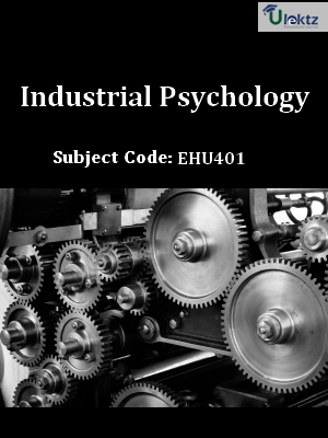 Important Questions for Industrial Psychology