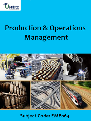 Important Questions for Production & Operations Management