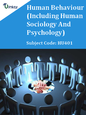 Important Questions for Human Behaviour (Including Human Sociology & Psychology)