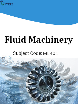 Important Questions for Fluid Machinery