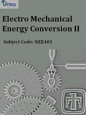 Important Questions for Electro Mechanical Energy Conversion II