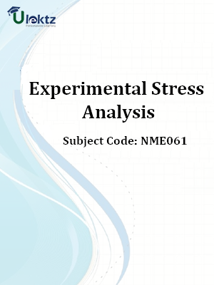 Important Questions for Experimental Stress Analysis