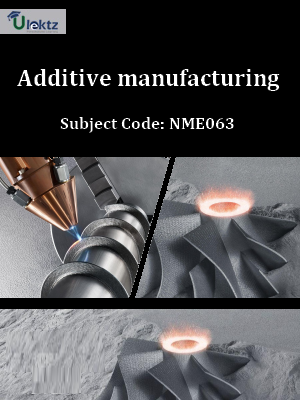 Important Questions for Additive manufacturing