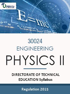 Engineering Physics – II_Syllabus