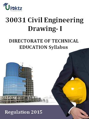 Civil Engineering Drawing - I_Syllabus